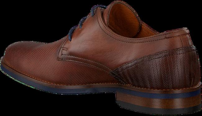 Cognacfarbene VAN LIER Business Schuhe 1915314  - large