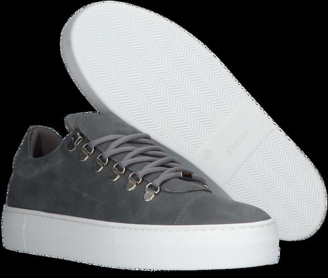 Graue NUBIKK Sneaker JAGGER CLASSIC  - large