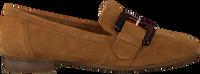 Cognacfarbene NOTRE-V Loafer 45347  - medium