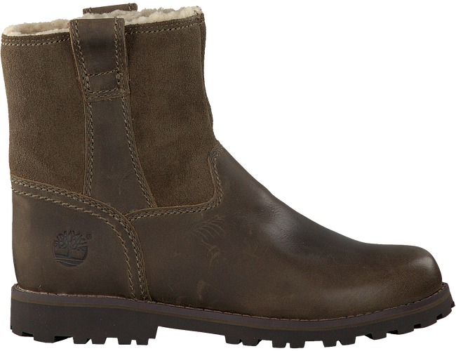Grüne TIMBERLAND Ankle Boots CHESTNUT RIDGE WARM M - large