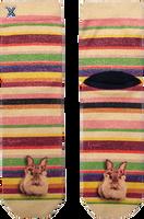 Mehrfarbige/Bunte XPOOOS Socken MONDAY  - medium