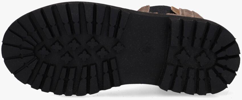 Braune TON & TON Chelsea Boots SIGURD  - larger