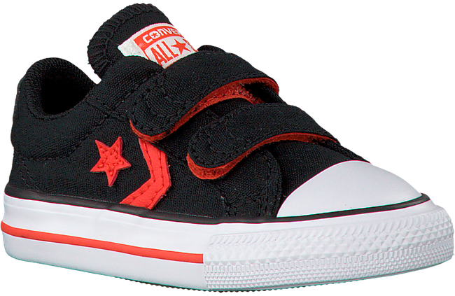 Schwarze CONVERSE Sneaker STAR PLAYER EV 2V OX KIDS - large