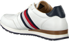 Weiße TOMMY HILFIGER Sneaker LUXURY CORPORATE  - small