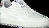 Weiße FLORIS VAN BOMMEL Sneaker low 16265  - small