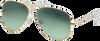 Grüne IKKI Sonnenbrille ZOLA  - small