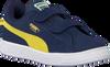 Blaue PUMA Sneaker SUEDE CLASSIC INF  - small