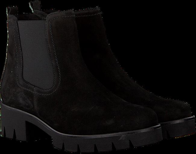 Schwarze GABOR Chelsea Boots 710 - large