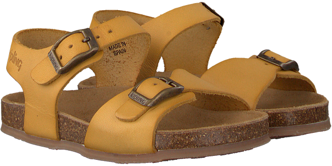 Gelbe KIPLING Sandalen EASY 4 - large