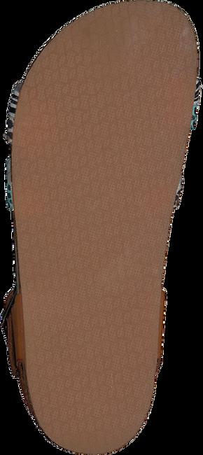 Braune BRAQEEZ Sandalen SAAR SPAIN  - large