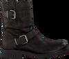 Schwarze CA'SHOTT Biker Boots 10253 - small
