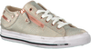 Grüne DIESEL Sneaker MAGNETE EXPOSURE LOW W - small