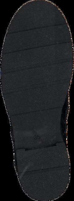 Schwarze HIP Schnürboots H1514 - large