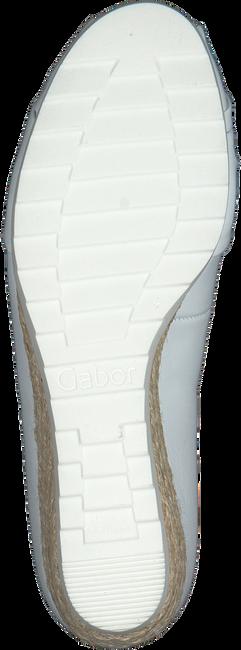 Weiße GABOR Espadrilles 592 - large