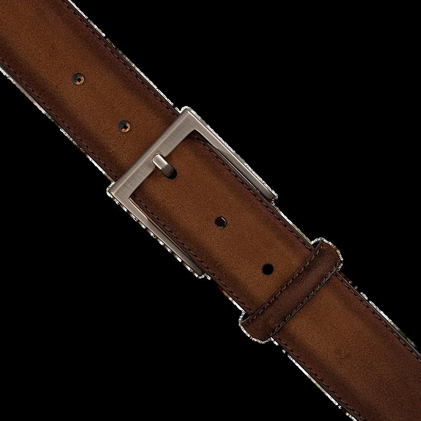 Cognacfarbene MAGNANNI Gürtel 1078 - larger