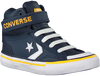 Blaue CONVERSE Sneaker high PRO BLAZE STRAP HI KIDS  - small