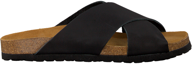 Schwarze MAZZELTOV. Pantolette 19-0465  - large