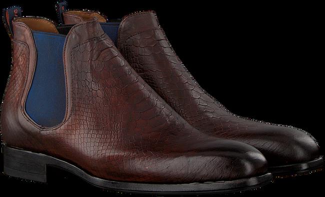 Braune GREVE Business Schuhe BARBERA 2 - large