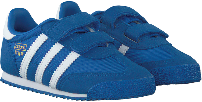 Blaue ADIDAS Sneaker DRAGON KIDS - large