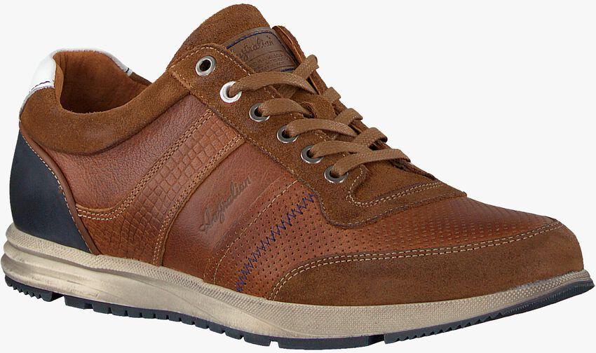 Cognacfarbene AUSTRALIAN Sneaker GRANT - larger