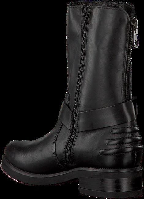 Schwarze OMODA Biker Boots R13186 - large