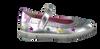Silberne OMODA Ballerinas 7870 - small