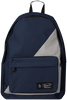 Blaue ORIGINAL PENGUIN Rucksack HOMBOLD BLOCK BACKPACK - small