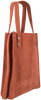 Braune SHABBIES Shopper 281020001  - small