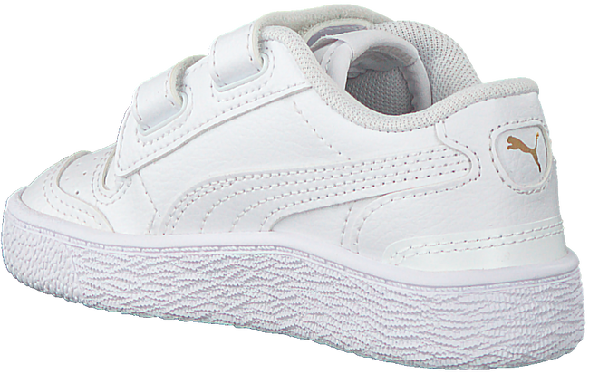 Weiße PUMA Sneaker low RALPH SAMPSON LO V INF  - large
