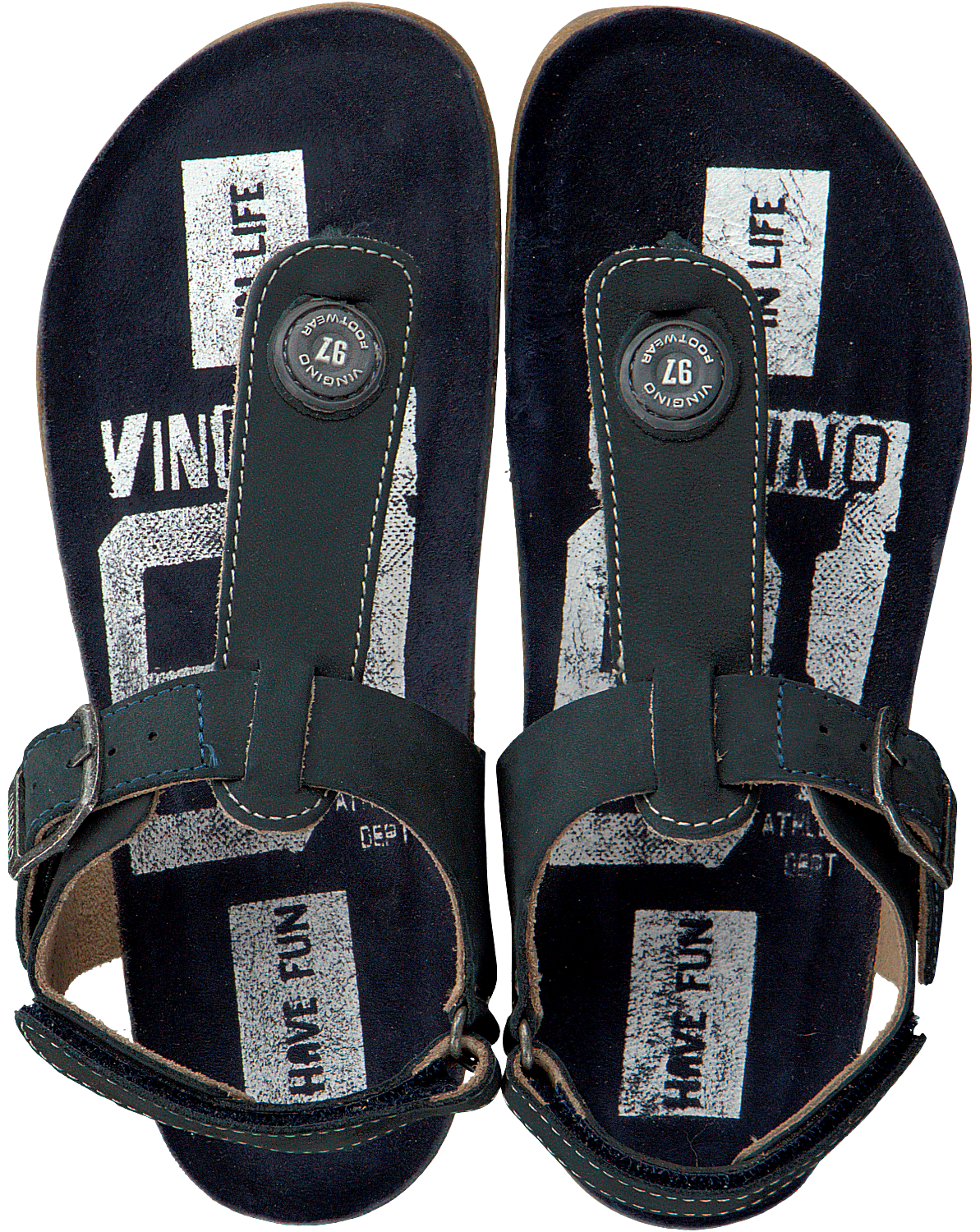 Blaue VINGINO Sandalen ARCO | Omoda.at