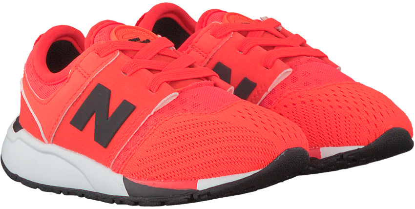 Orangene NEW BALANCE Sneaker KA247 - larger