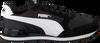 Schwarze PUMA Sneaker ST RUNNER V2 NL JR - small