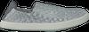 Silberne ROCK SPRING Slip-on Sneaker WARHOL - small