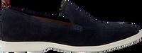 Blaue MAZZELTOV Slipper 5579  - medium