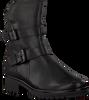 Schwarze GABOR Stiefeletten 093  - small