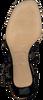 Schwarze UNISA Sandalen MIMO  - small