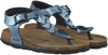 Blaue WARMBAT Sandalen 081509 - small