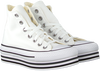 Weiße CONVERSE Sneaker high CHUCK TAYLOR AS PLATFORM LAYER  - small