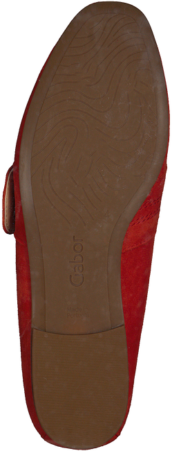 Rote GABOR Loafer 212.1  - large