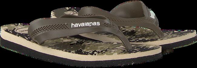 Schwarze HAVAIANAS Pantolette KIDS MAX TREND  - large