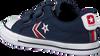 Blaue CONVERSE Sneaker low STAR PLAYER 2V OX KIDS  - small