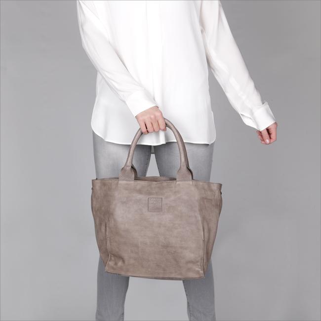 Taupe LEGEND Handtasche BARDOT - large