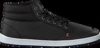 Schwarze HUB Sneaker high INDUSTRY 2.0  - medium