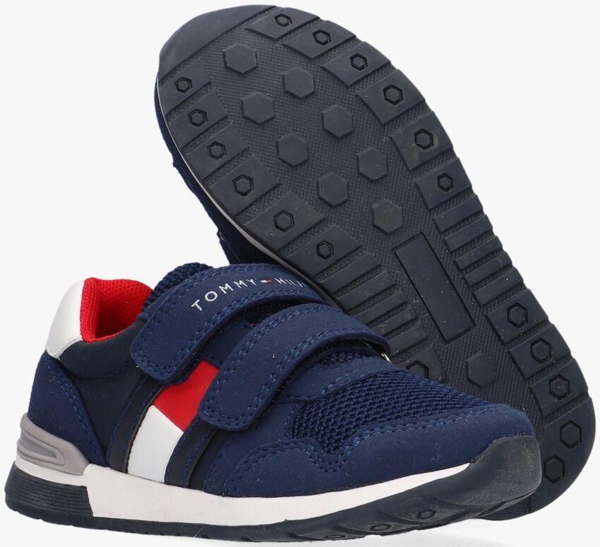 Blaue TOMMY HILFIGER Sneaker 30481  - larger