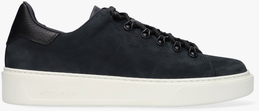 Blaue WOOLRICH Sneaker low CLASSIC COURT HIKING  - larger