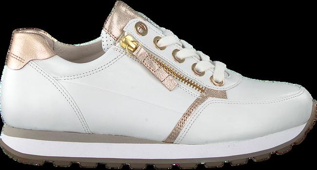 Weiße GABOR Sneaker low 335  - large