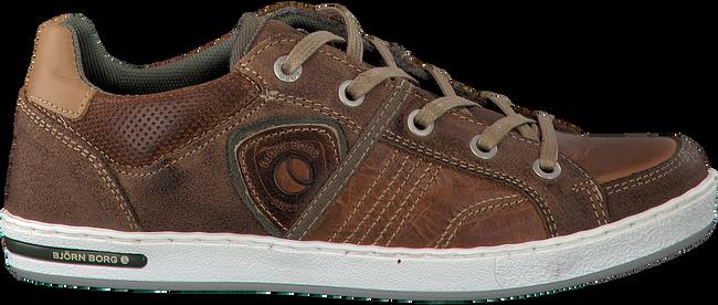 Braune BJORN BORG Sneaker ROCCO KIDS - large