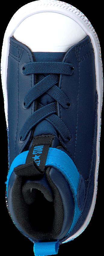 Blaue CONVERSE Sneaker CHUCK TAYLOR HIGH STREET KIDS - larger