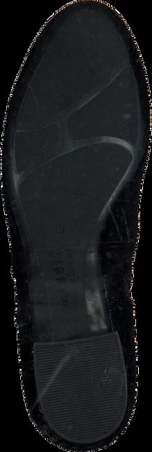 Schwarze HASSIA Stiefeletten 0984 - large