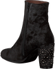 Schwarze HISPANITAS Stiefeletten SARAH - small